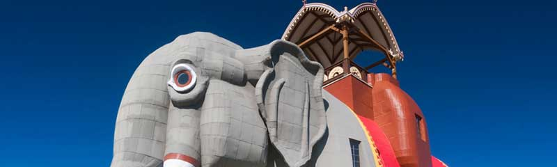 A New Jersey Claim to Fame: Lucy the Elephant