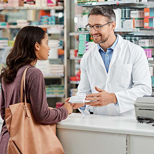 Workers' Compensation Pharmacy Benefit Information